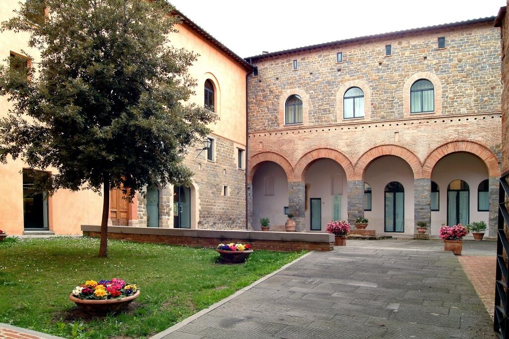 Museo Regionale Della Ceramica Di Deruta.Scheda Turismo Con Gusto