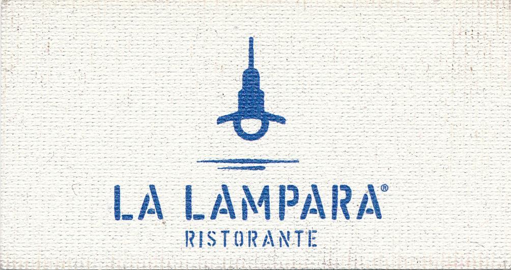 La Lampara Sas.Scheda Turismo Con Gusto