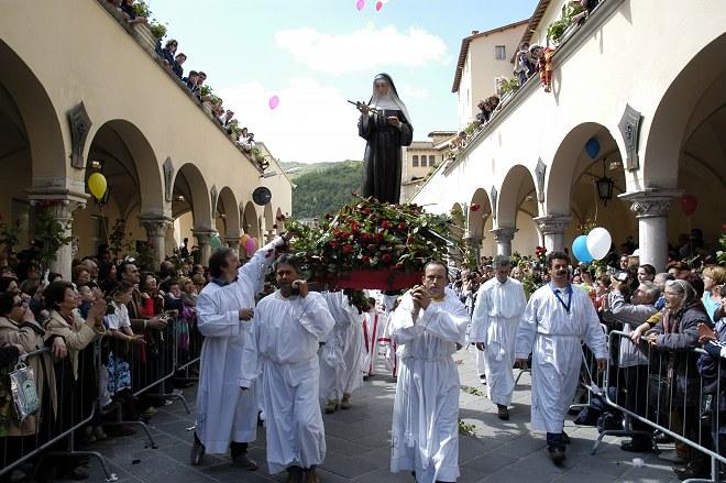Scheda turismo con gusto for Basilica di santa rita da cascia