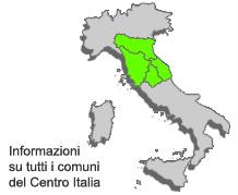 Comuni e territorio